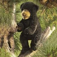 Folkmanis Folkmanis Black Bear Cub Puppet