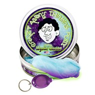 Crazy Aaron's Crazy Aaron's Mystic Glacier Thinking Putty - Phantom Blacklight