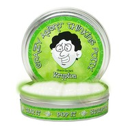 Crazy Aaron's Crazy Aaron's Krypton Thinking Putty Mini - Glow in the Dark
