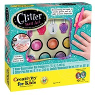 Creativity for Kids Creativity for Kids Glitter Nail Art