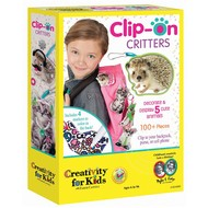 Creativity for Kids Creativity for Kids Clip-On Critters _