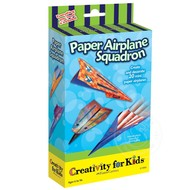 Creativity for Kids Creativity for Kids Paper Airplane Squadron
