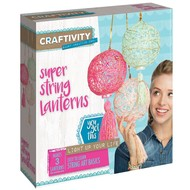 Creativity for Kids Craftivity Super String Lanterns