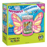 Creativity for Kids Creativity for Kids Sparkle N' Grow Butterfly Terrarium