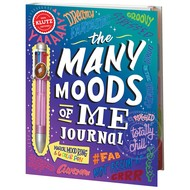 Klutz Klutz The Many Moods of Me Journal