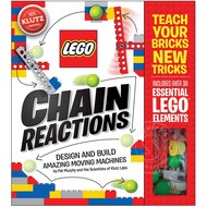 Klutz Klutz LEGO® Chain Reactions