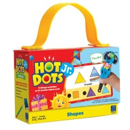 Educational Insights Hot Dots Jr. Flash Cards Shapes