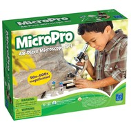 Educational Insights GeoSafari MicroPro 48pc Microscope Set