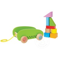 Hape Hape Mini Block and Roll