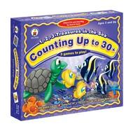 Carson Dellosa 1,2,3 Treasures in the Sea Counting Up to 30+