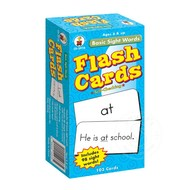 Carson Dellosa Basic Sight Words Flash Cards