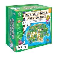 Key Education Monster Math Add & Subtract