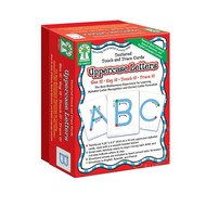 Key Education Upper Case Letters Textured Touch & Trace Cards