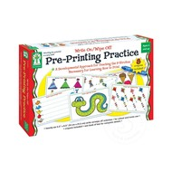 Key Education Write On/Wipe Off Pre-Printing Practice