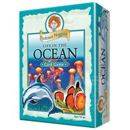 Professor Noggin's Professor Noggin's Life in the Ocean Card Game