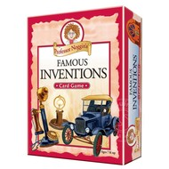 Professor Noggin's Professor Noggin's Famous Inventions Card Game _