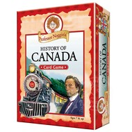 Professor Noggin's Professor Noggin's History of Canada Card Game