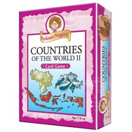 Professor Noggin's Professor Noggin's Countries of the World II Card Game