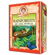 Professor Noggin's Professor Noggin's Rainforests of the World Card Game