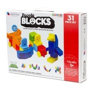Magna-Tiles Magna-Tiles® People Blocks 31 Piece Set _