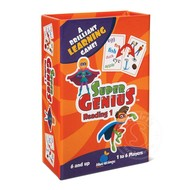 Blue Orange Games Super Genius Reading 1