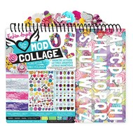 Fashion Angels Fashion Angels Mod Collage: Magnetic Alphabet Memo Board