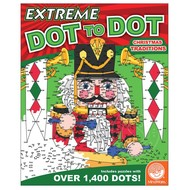 MindWare MindWare Extreme Dot to Dot Christmas Traditions