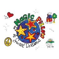 Artburn Pillow Case Painting Kit - Magic Pillow