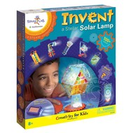 Creativity for Kids Spark!Lab Invent a Stellar Solar Lamp