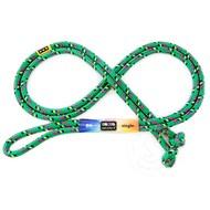 Just Jump It 8' Single Jump Rope Green Confetti