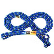 Just Jump It 16' Double Jump Rope Blue Confetti