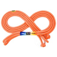 Just Jump It 16' Double Jump Rope Orange Rainbow