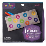 Ann Williams Craft-Tastic Iron-On Pencil Case