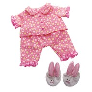Baby Stella Baby Stella Goodnight PJ Outfit Set