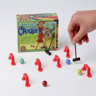 House of Marbles Miniature Croquet