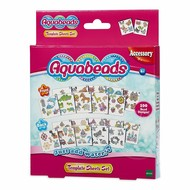 Aquabeads Aquabeads Template Sheets Set_