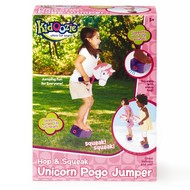 Kidoozie Kidoozie Hop & Squeak Unicorn Pogo Jumper