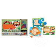 Melissa & Doug Melissa & Doug Animal Pattern Blocks