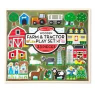 Melissa & Doug Melissa & Doug Farm & Tractor Play Set
