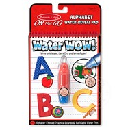 Melissa & Doug Melissa & Doug On the Go Water Wow! Alphabet
