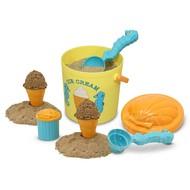 Melissa & Doug Melissa & Doug Speck Seahorse Sand Ice Cream Set
