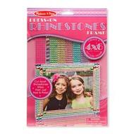 Melissa & Doug Melissa & Doug Design Your Own Press-On Rhinestone Frame