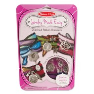 Melissa & Doug Melissa & Doug Jewelry Made Easy Charmed Ribbon Bracelet