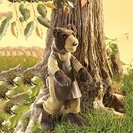 Folkmanis Folkmanis Brer Bear Puppet  RETIRED