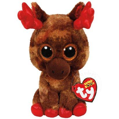 TY Beanie Boos Maple Moose 6\