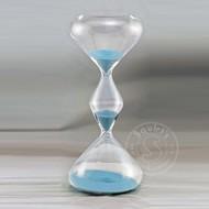 Triple Globe 15 Minute Sand Timer_