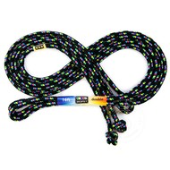 Just Jump It 16' Double Jump Rope Black Confetti