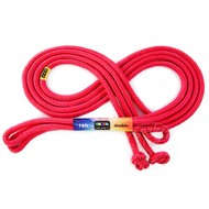 Just Jump It 16' Double Jump Rope Red Rainbow