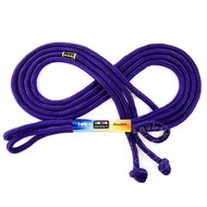 Just Jump It 16' Double Jump Rope Purple Rainbow