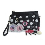 MiniPlay MakeUp MiniPlay Mini-Clutch Kit (Black) Pinkle/Posie Pink